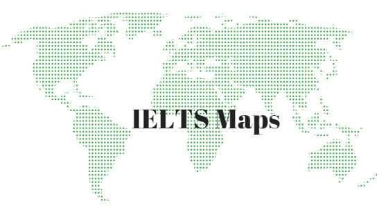 IELTS-maps IELTS Writing Task 1 Maps Lesson