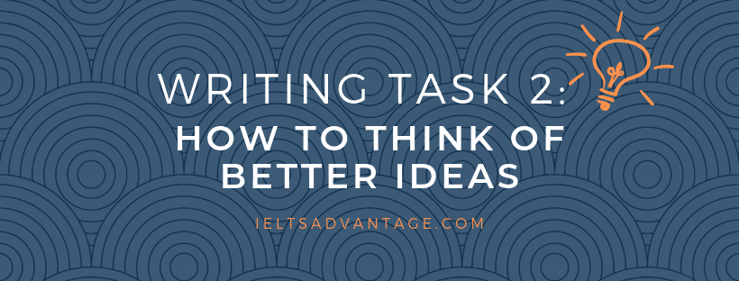 Writing-Task-2-Ideas