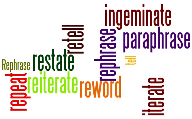 ielts_writing_-_paraphrase How to Paraphrase in the IELTS Test