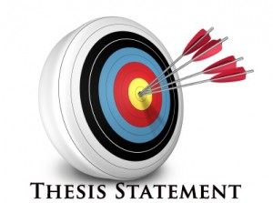 How to Write a Thesis Statement – IELTS Advantage