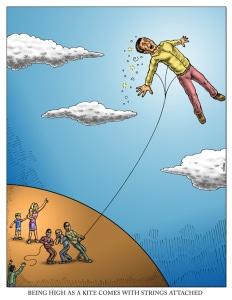 high-as-a-kite