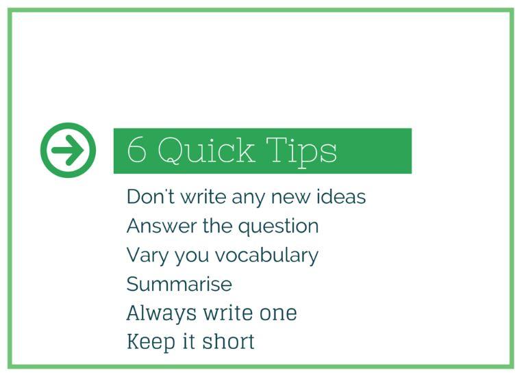 How to Write Effective IELTS Conclusions – IELTS Advantage