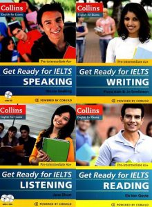 IELTS preparation books 1