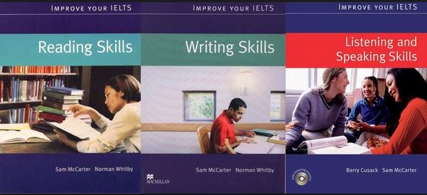 IELTS preparation books 2