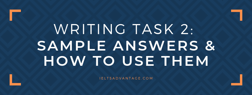 IELTS-Writing-task-2-answers