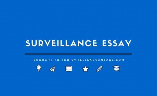 Surveillance Essay
