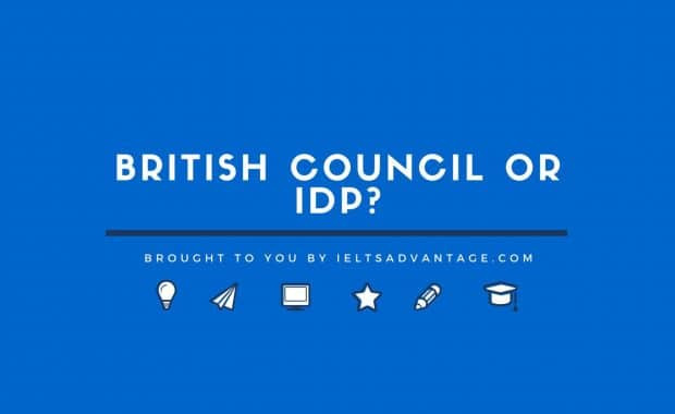 British Council or IDP?