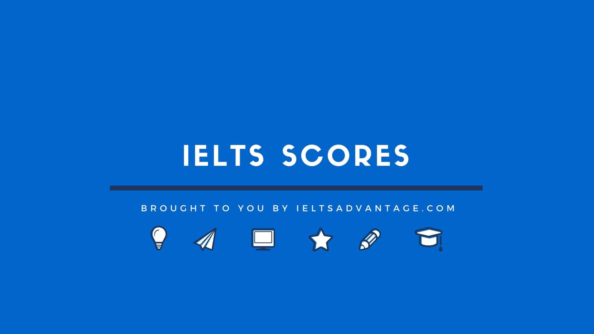 9 IELTS Scores