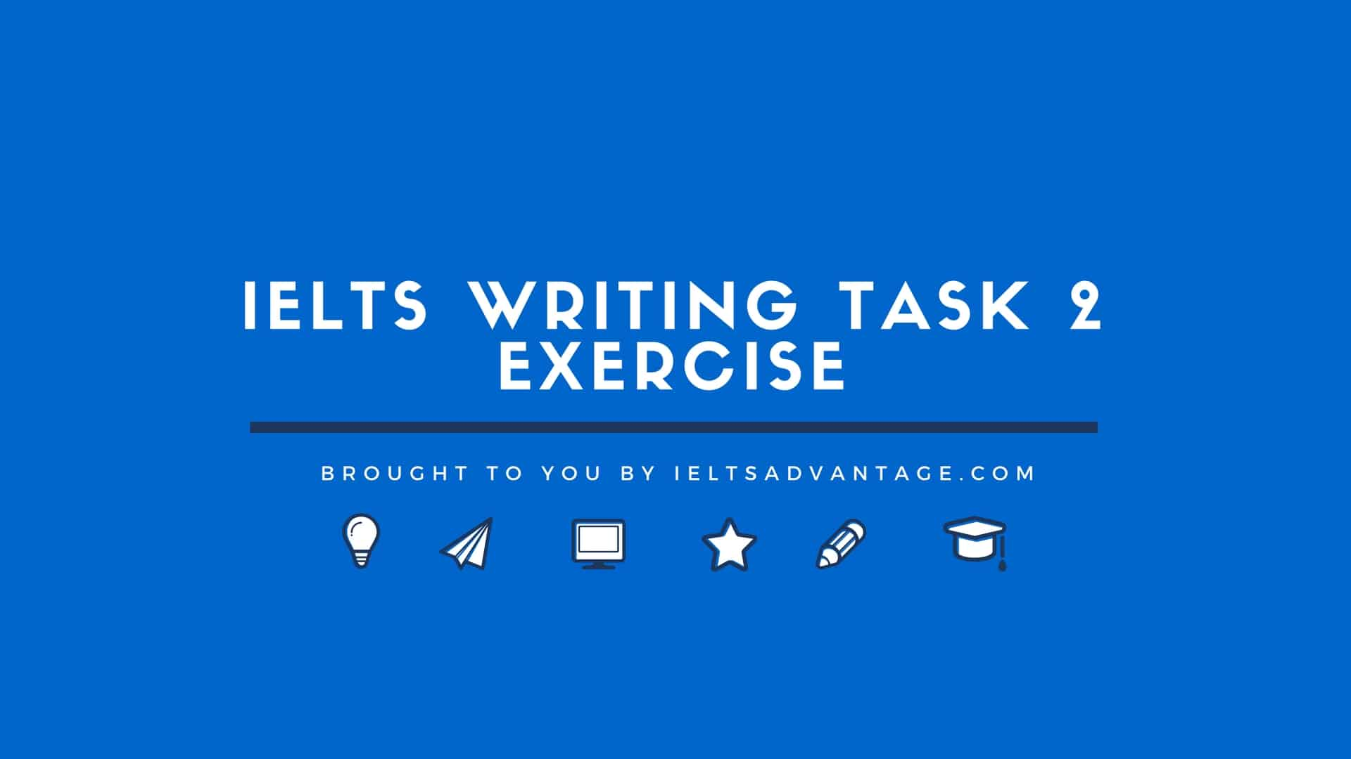ielts general writing task 2 tips pdf