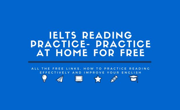 IELTS Reading practice