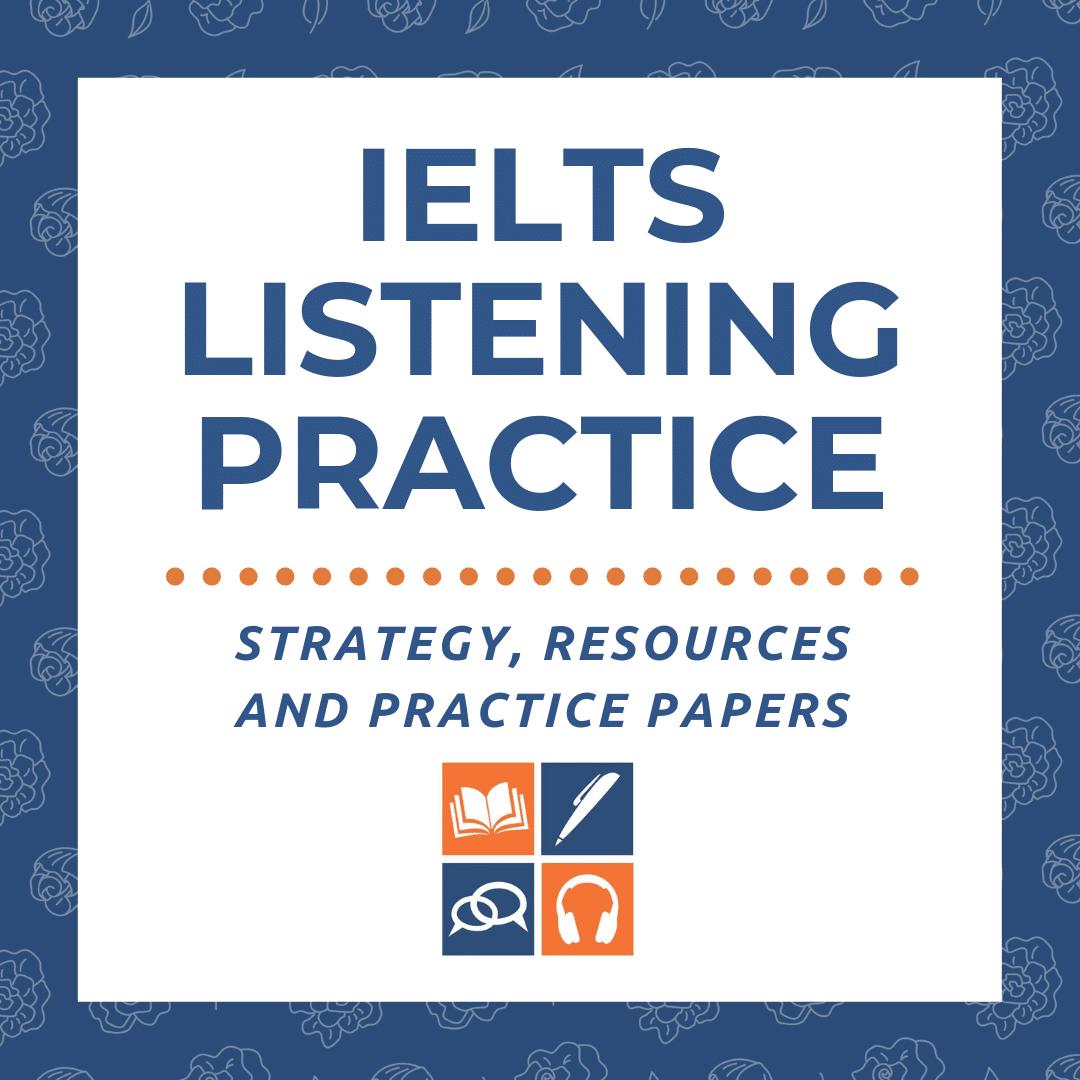 IELTS listening practice