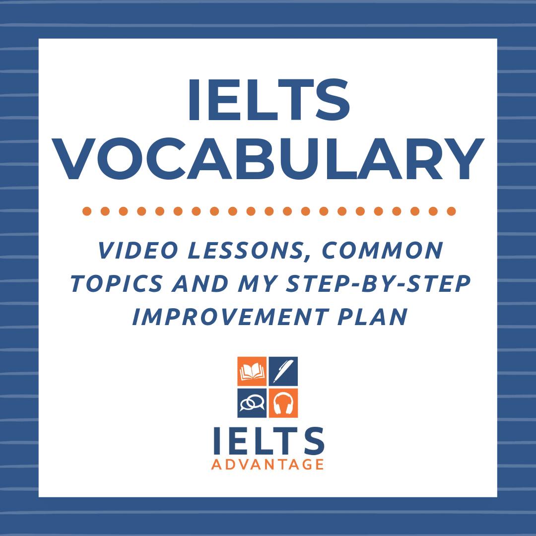 Vocabulary-IELTS - IELTS Vocabulary